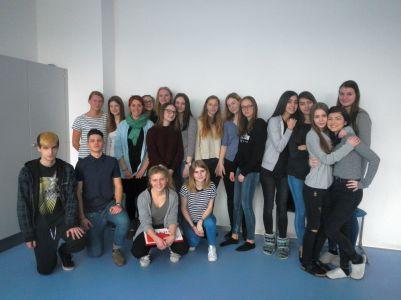 Das Bildungsteam im Mary Ward Gymnasium, St. Pölten